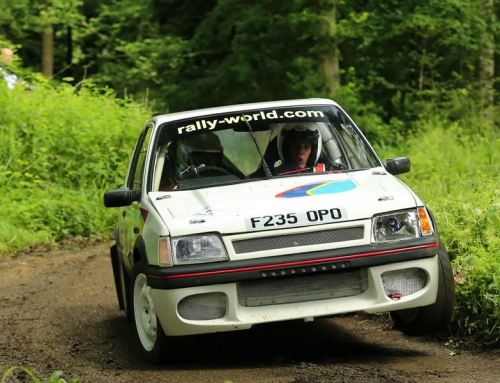 All set for the 2018 Flying Fortress Stages….!